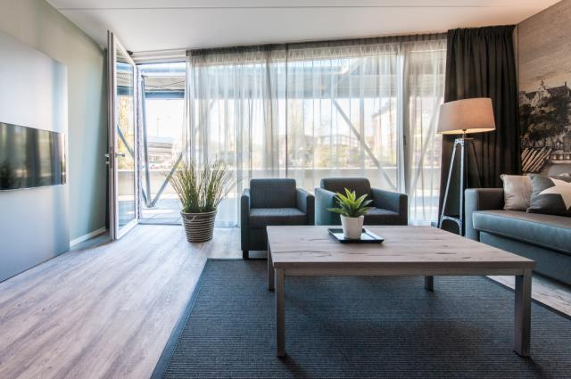 Yays Bickersgracht Terrace 2-bedroom Apartment